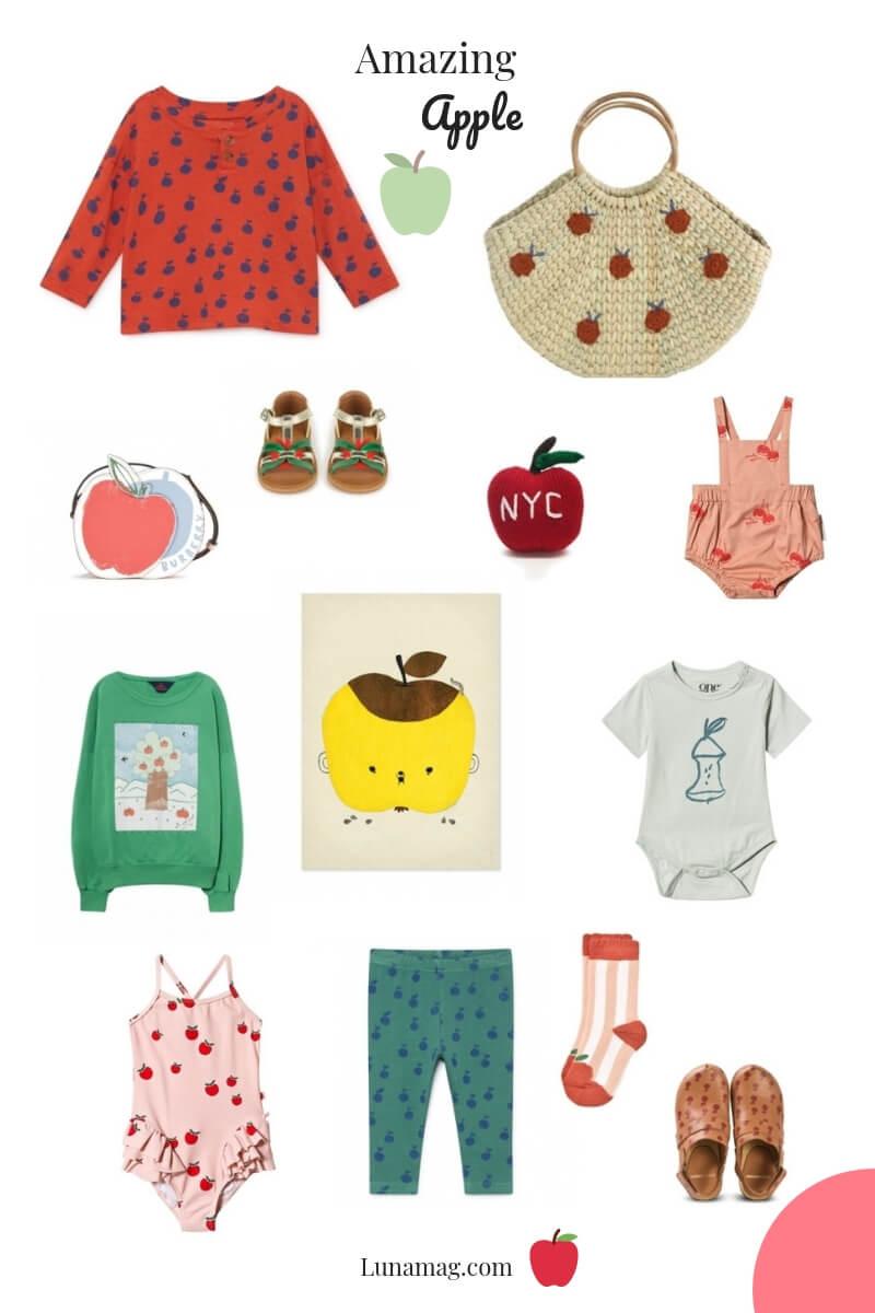 Fashion Fruit - Amazing Apples