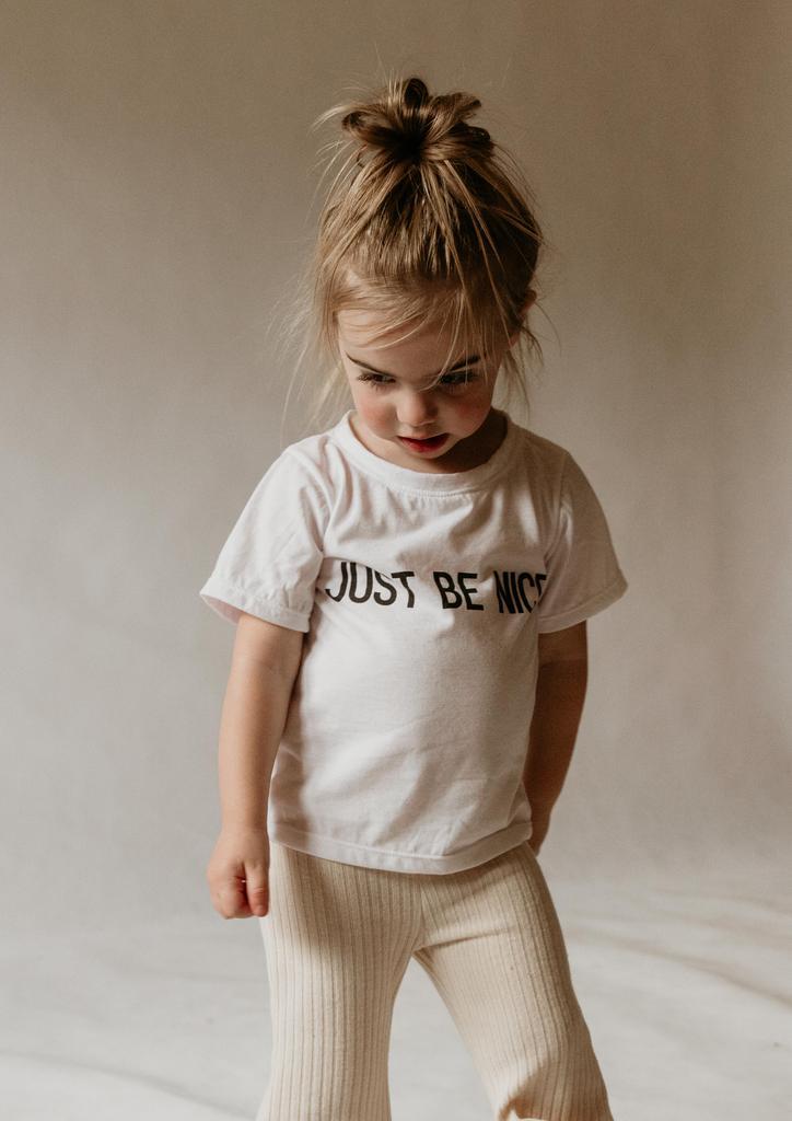 Mini_Marley just be nice t shirt