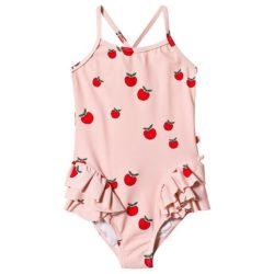 apple swim suit