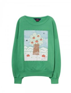 the animals observatory apple sweater
