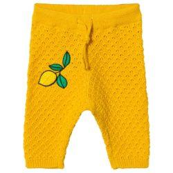 yellow mini rodini pants